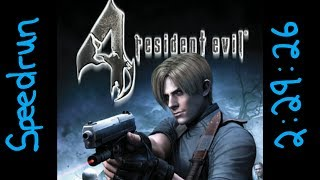 Resident Evil 4 Pro Speedrun (Completed in 2:29:26)