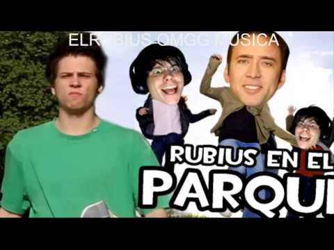 ELRUBIUS EN EL PARQUE CANCION :SKRILLEX  Wild for The night Videos De Viajes