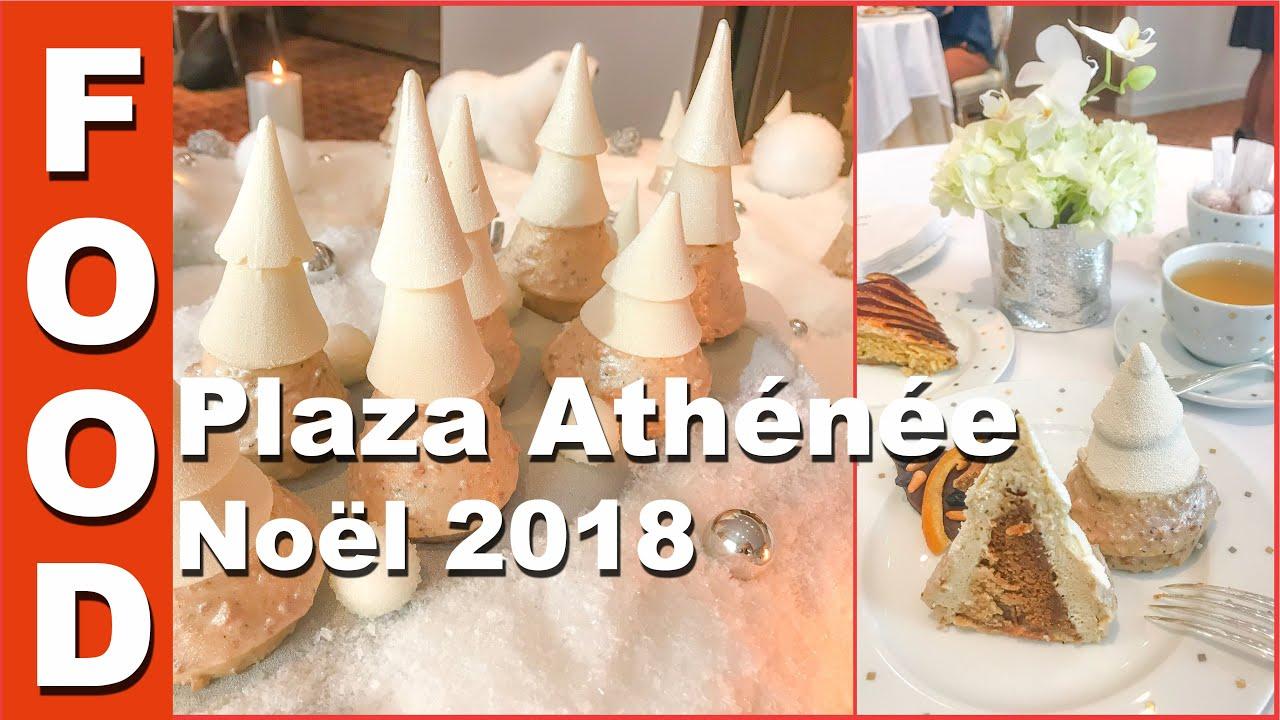 buche de noel 2018 plaza athenee Bûche de Noël du PLaza Athénée 2018   YouTube buche de noel 2018 plaza athenee