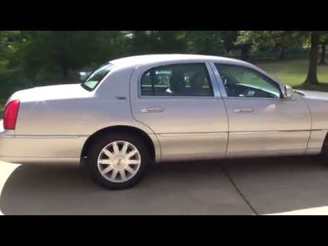 HD VIDEO 2010 LINCOLN TOWN CAR SIGNATURE LIMITED USED FOR SALE SEE WWW SUNSETMOTORS COM