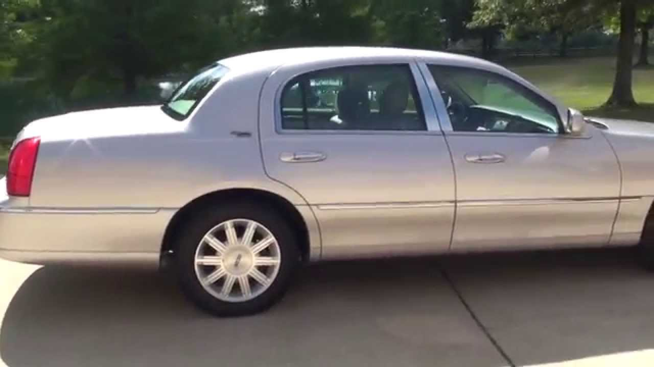 Hd Video  Lincoln Town Car Signature Limited Used For Sale See Www Sunsetmotors Com