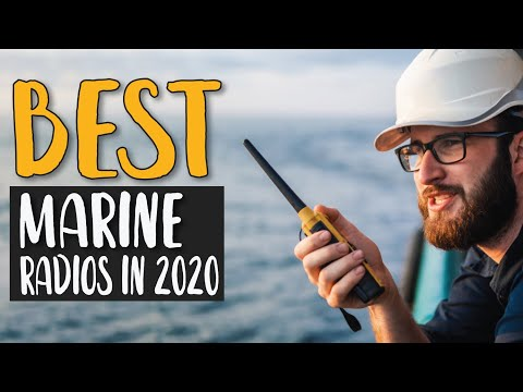 Best Marine Radios In 2020 – Your Communication Partner!