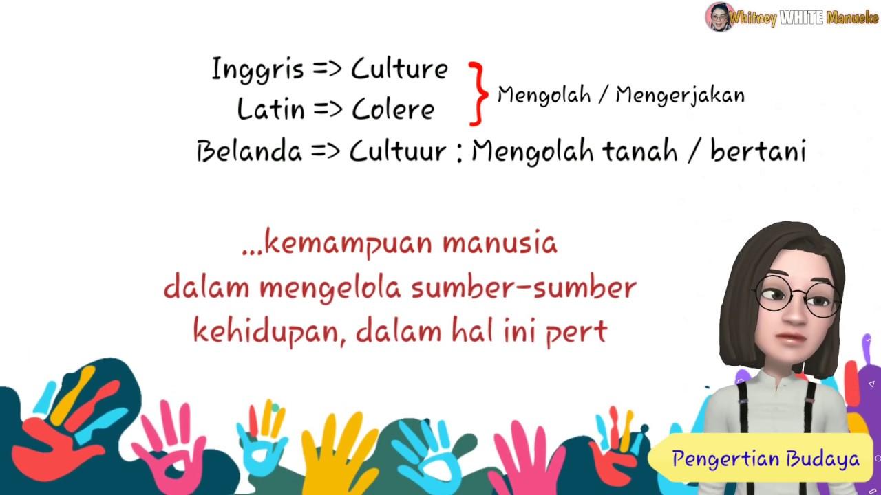 Download Konsep Dasar Kebudayaan