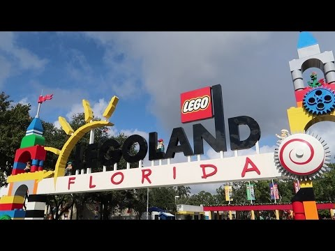 Our First Time At Legoland Florida & Everything Was AWESOME!