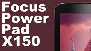 Видео обзор дешевого 7 дюймового планшета Focus X150(Возможно вы уже встречались с планшетным компьютером Focus PowerPad X100 или посмотрели наш обзор, посвященный..., 2014-11-29T09:44:44.000Z)