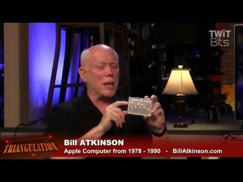 Bill Atkinson and General Magic