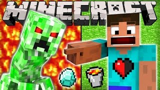 ✔ 5 Funny Ways to Die - Minecraft