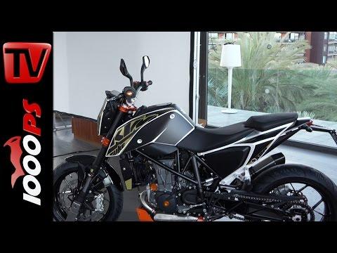 KTM 690 Duke 2016 - Power Parts Foto