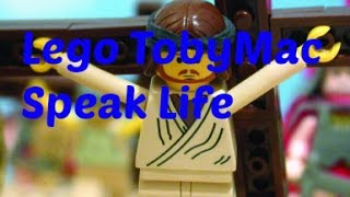 Lego Tobymac Speak Life