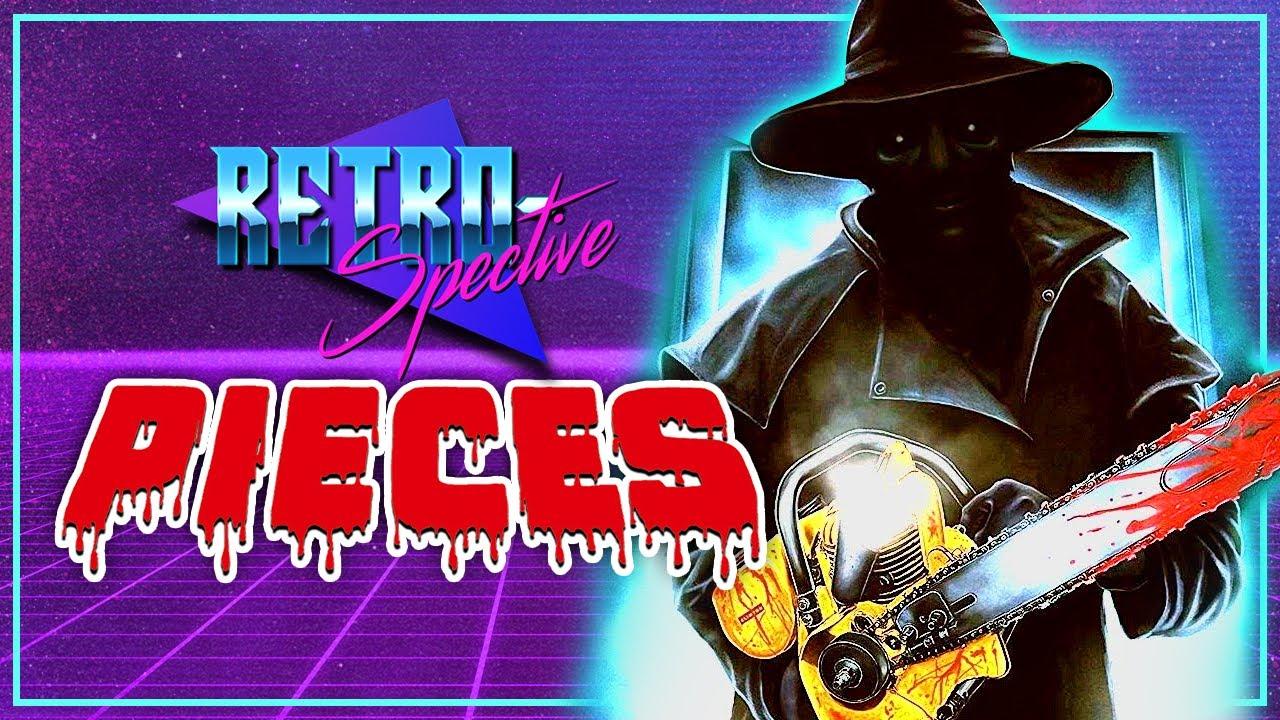 Pieces (1982) - Retro-Spective Movie Review
