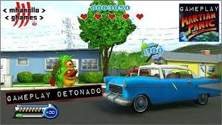 Nintendo Wii: Martian Panic - A guerra dos Burbs.
