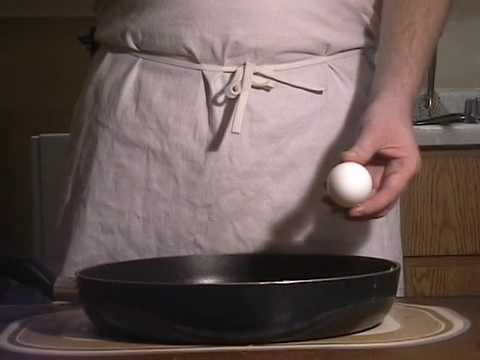 26th episode of Eggman, a web series where a guy teaches you how to crack open an egg in different ways. 65 views
