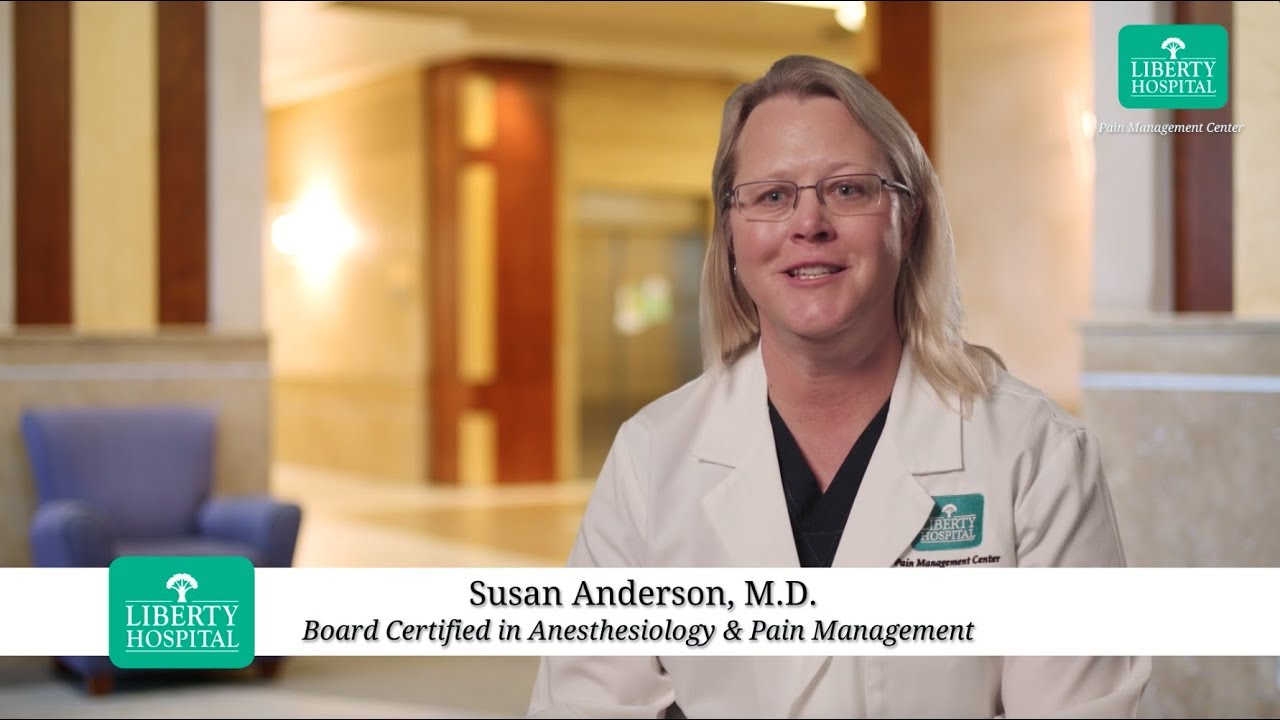 Pain Manager Center | Liberty Hospital | Liberty, Missouri
