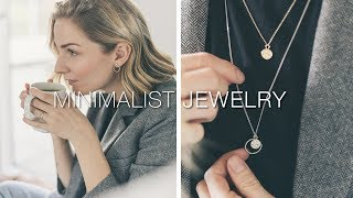 My sustainable jewelry collection is out! | Scandinavia Bound
