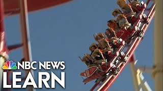 NBC News Learn: Designing Rollercoasters thumbnail