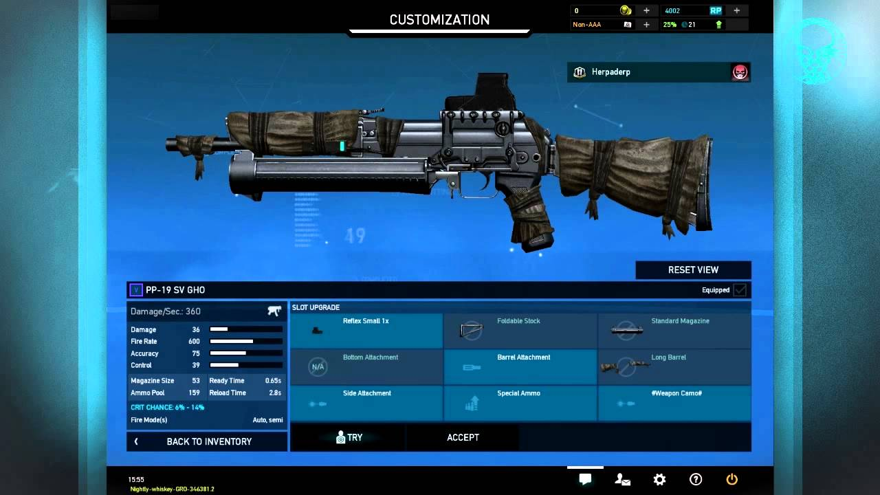 Tom Clancys Ghost Recon Phantoms Ghosts Pack Weapons