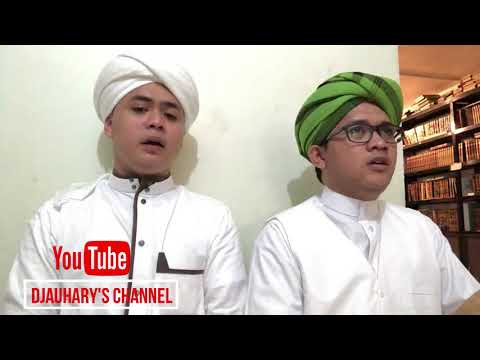 "Lantunan Qashidah Qolby Yunadi (قلبي ينادي) Oleh ""mahseen Djauhary,husain Djauhary"""