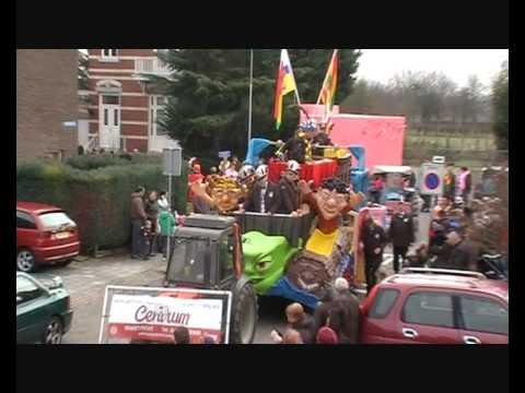 C.V. de Naachraove   Optocht Eijsden 2012   YouTube