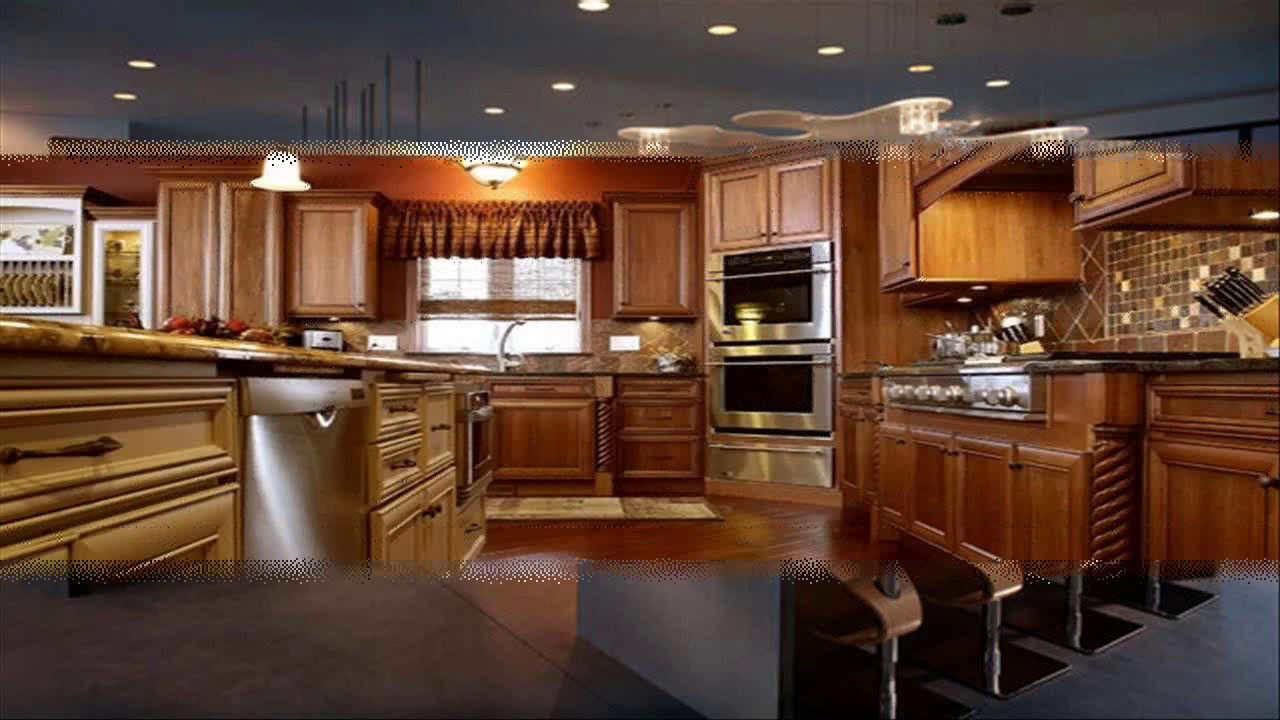 Kitchen Design With Double Wall Ovens