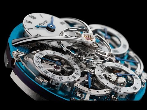 Legacy Machine Perpetual: Complexity simplified with integrity and beauty - MB&F