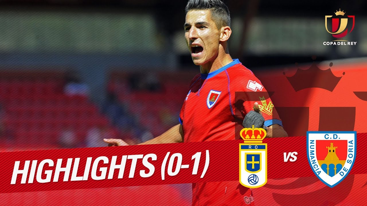 Real Oviedo 0-1 Numancia