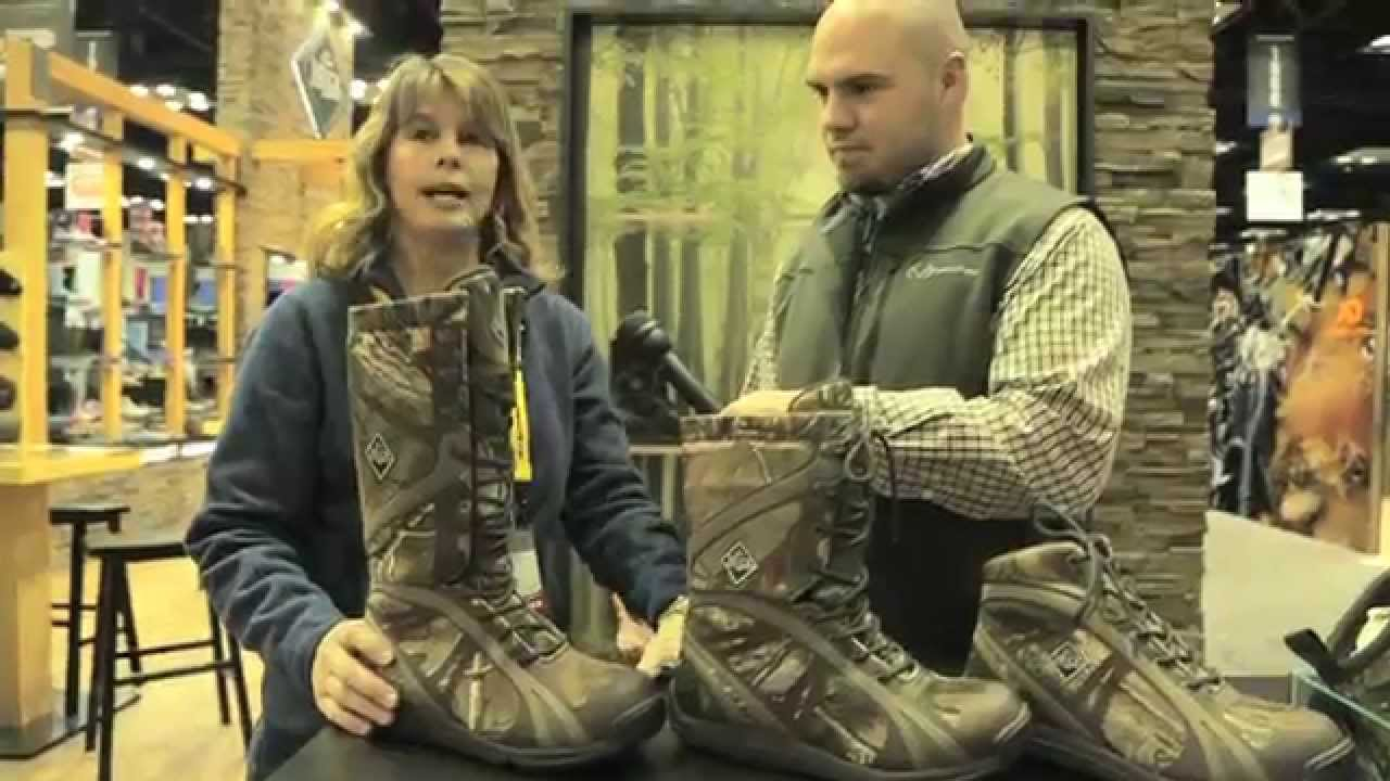 Muck Boots New Pursuit Shadow Collection - YouTube