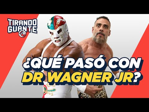 ¿Quién es Dr Wagner Jr? | Tirando Guante | S1EP16