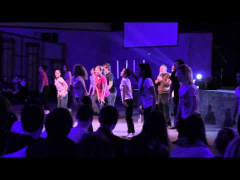 Crazy dance | History Makers conference 2015 OXYGEN