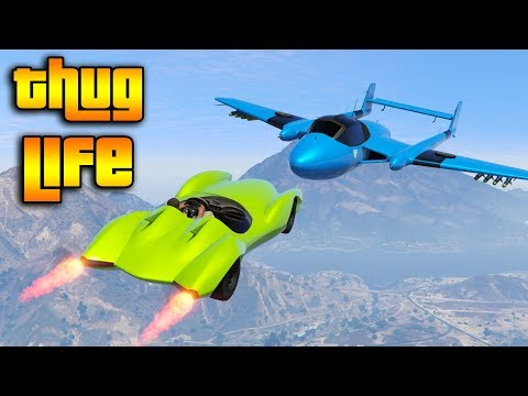 GTA 5 ONLINE : THUG LIFE AND FUNNY MOMENTS (WINS, STUNTS AND FAILS #128)