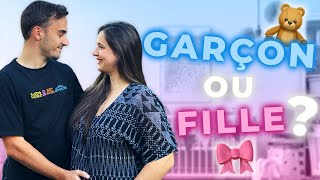 FILLE OU GARÇON ? - GENDER REVEAL !!