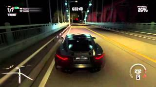 Driveclub Jaguar F-TYPE R Coupé Multiplayer