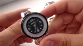 Часы браслет. Мини-обзор нескольких часов-браслетов.
