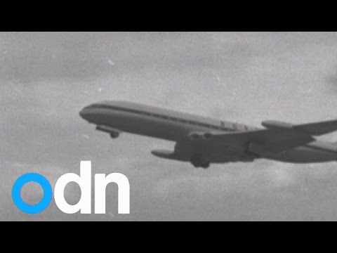 De Havilland to Airbus: The evolution of the commercial jetliner