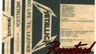 Metallica - The Mechanix - No Life Til Leather Remastered (2015)