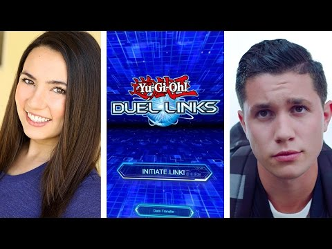 Yu-Gi-Oh! Duel Links Game Trailer Featuring: Mystic7 & ThatGrlTrish