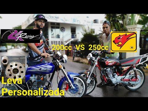 CG-200cc 4K Cobra 2020  VS GATO 250cc 2020