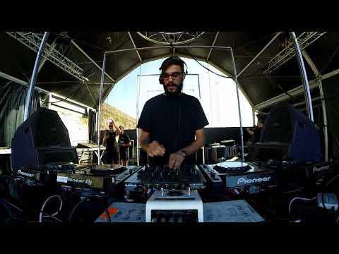 Lewis Fautzi - Live @ NEOPOP Electronic Festival, Viana Do Castelo - Portugal (05.08.2017)