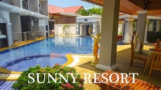 Thaiföld Phuket szállásfoglalás : Sunny Resort