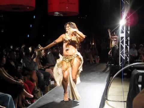 Phoenix Fashion Week Runway Show - Belly Dancers