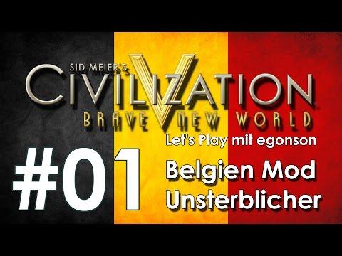 Civilization V - Belgien #01