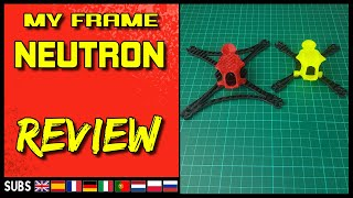 "MY FRAME Neutron 2"" & 3"" - Carbon Frame Review"