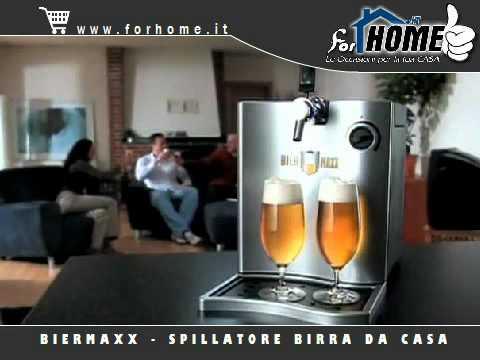 Biermaxx spillatore birra da youtube - Spillatore birra da casa ...