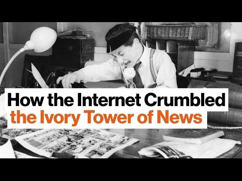 How Social Media Killed Traditional News | Oliver Luckett
