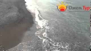 jamtour.org пансионат Кавказ (Гагра, Абхазия) пляж(Пансионат «Кавказ» находится в прекрасной парковой зоне самого известного в Абхазии курорта -- Гагры. Рядом..., 2014-06-01T04:36:16.000Z)