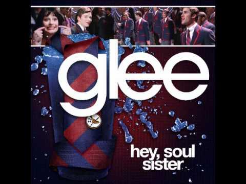 Glee - Hey, Soul Sister (HIGH QUALITY)