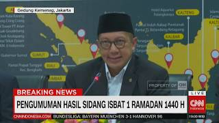 Bismillah, 1 Ramadan 1440 H Jatuh Pada Tanggal 06/05/2019