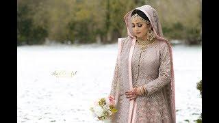 Nainowale Ne Padmaavat | Snow Wedding | Female Videographer| Venue Central Luton