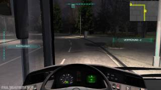 Bus-Simulator 2012 - Gameplay