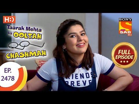 Taarak Mehta Ka Ooltah Chashmah – Ep 2478 – Full Episode – 30th May, 2018