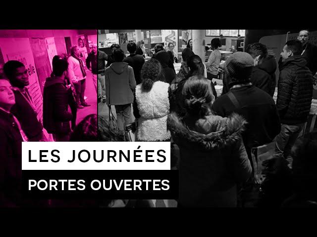 Reporters sans manières : Les Journées Portes Ouvertes